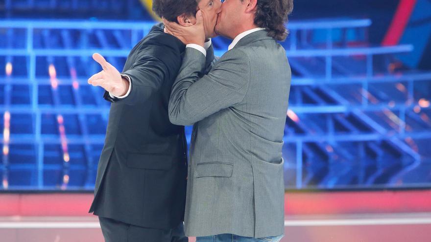 Antena 3 descubre el logo oficial de 'Tu cara no me suena todavía'