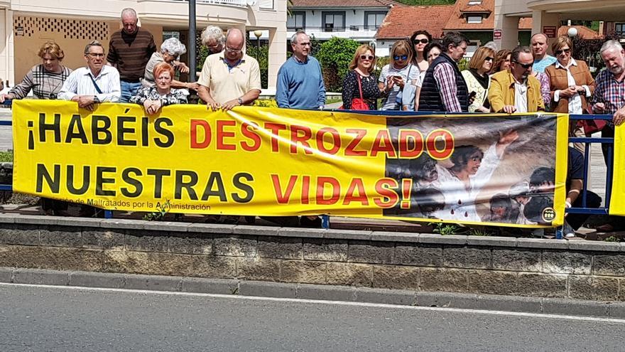 AMA convoca una 'caravana de inocentes' y la Marcha a Santander y sopesa que acabe en encierro o huelga de hambre