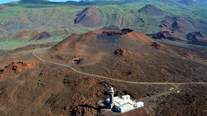 Volcán Orchilla de El Hierro.