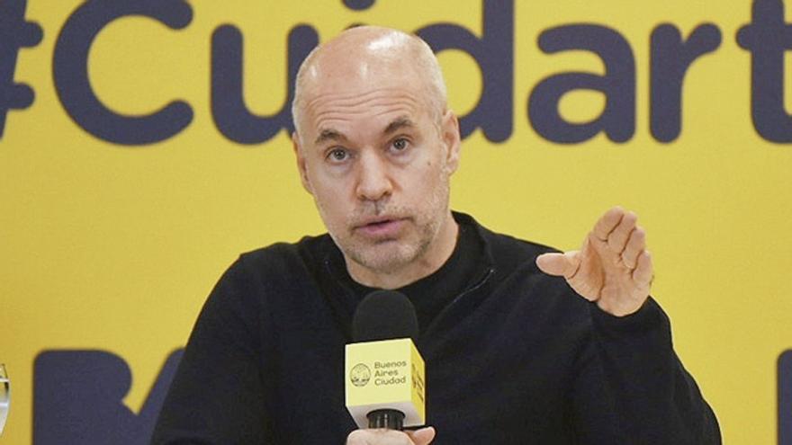 Rodríguez Larreta anunció cierre de actividades a las 23 y apertura de comercios a las 10