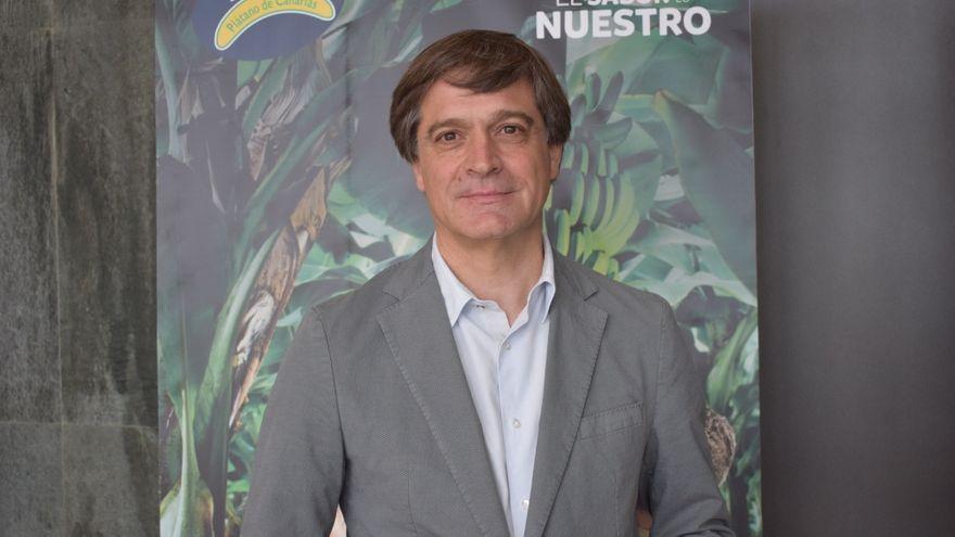 """Domingo Martín:  """"La Ley de la Cadena Alimentaria aprobada en el Senado nos obligará a destruir entre el 25% y el 30% de la producción platanera anual"""""""