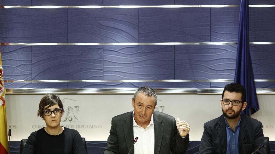 """Compromís cree que las posiciones de PSOE y Podemos irán cambiando """"en unos días"""" para intentar formar un Gobierno"""