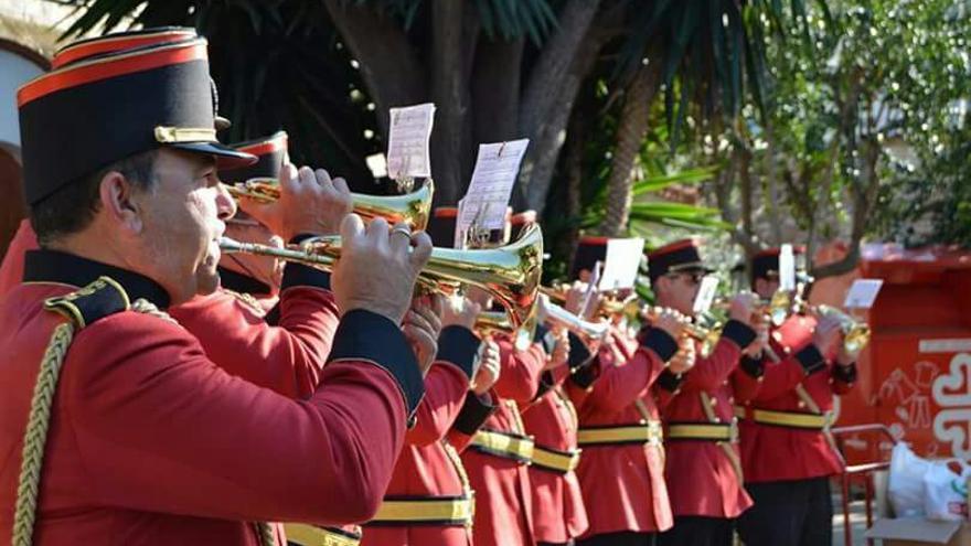 Banda de Cornetas y Tambores Rey Jaume I de Castellón.
