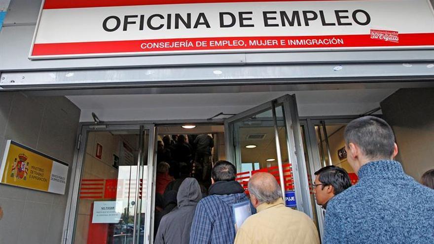 Un parado en España cobra el 61 % de su salario, menos que la media europea