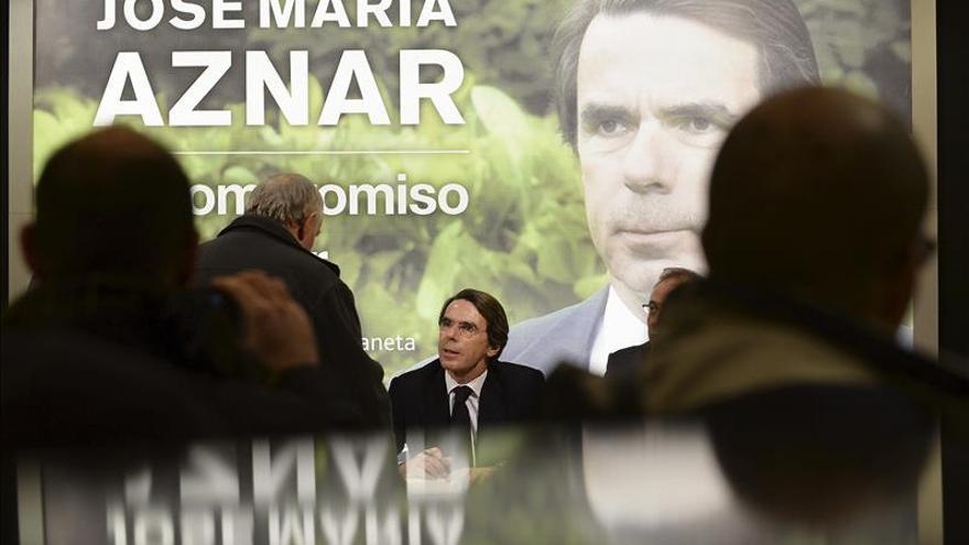 Aznar afirma que comparte la preocupación social tras la decisión sobre la Doctrina Parot