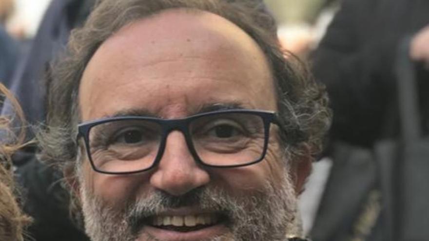 Jesús Sueiro, portavoz de la Asociación Galega de Medicina Familiar e Comunitaria (AGAMFEC)