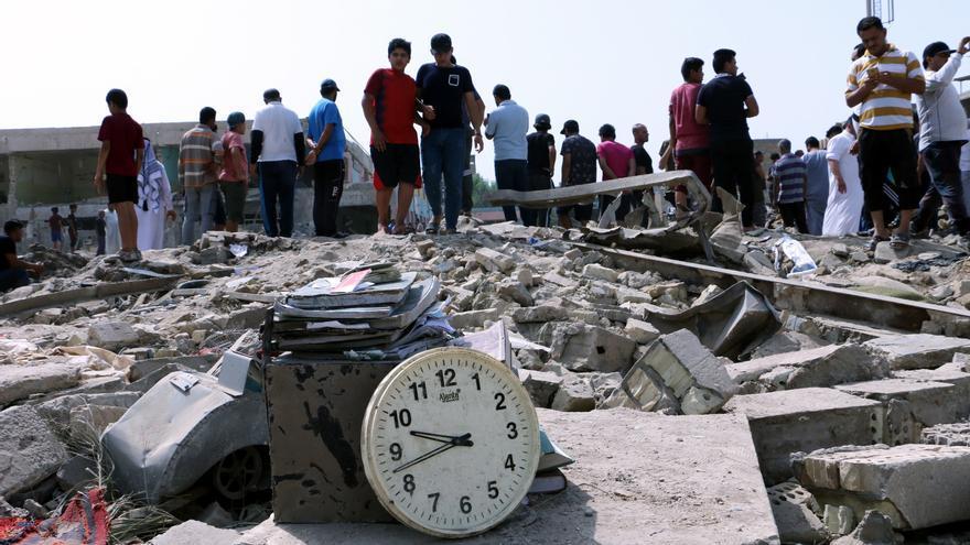 Mueren 11 milicianos progubernamentales en ataque del EI en el norte de Irak