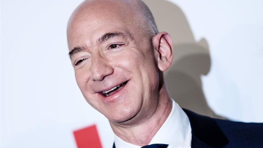 Bezos se ofrece a testificar en el Congreso de EE.UU. por prácticas monopolísticas