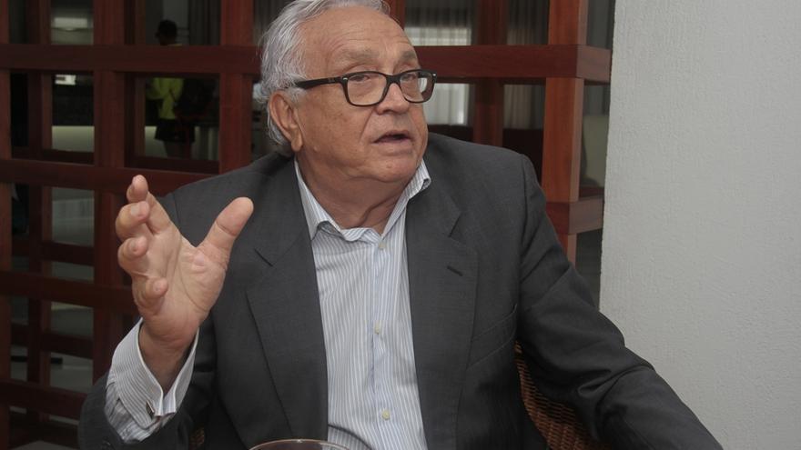 El economista, exinterventor de fondos y exdiputado Antonio Márquez.
