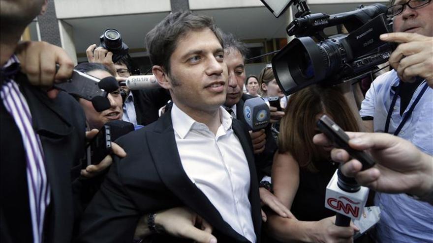"""Argentina acusa a los fondos buitre de """"atacar el proceso productivo"""" del país"""
