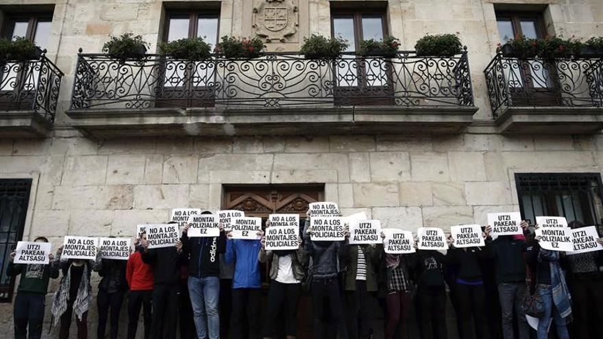 """Ayuntamiento Alsasua expresa su """"rotunda discrepancia"""" con la petición fiscal"""