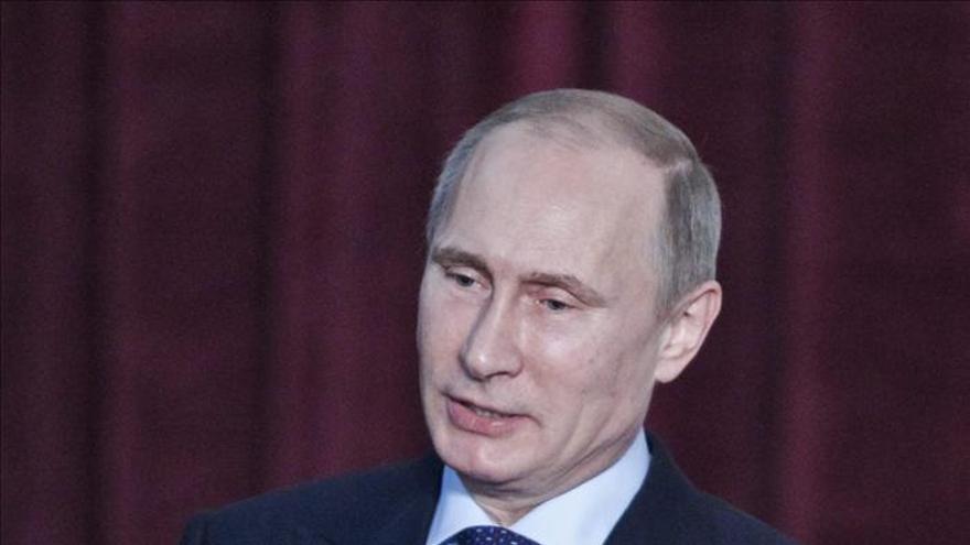 Putin cree que se ha dado un paso decisivo, pero sólo es el primero