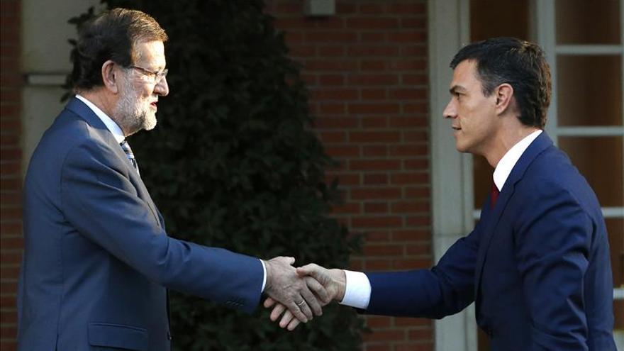 Mariano Rajoy y Pedro Sánchez acuden al programa de Bertín Osborne en TVE