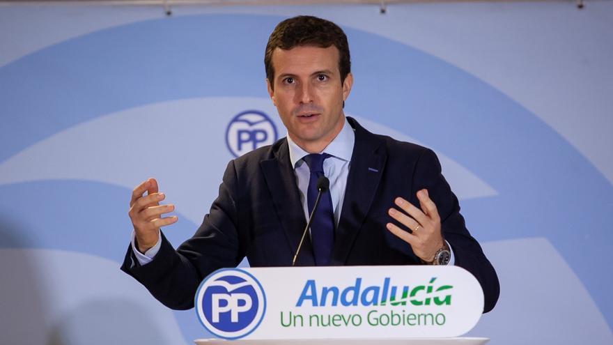 """Pablo Casado propone que EEUU traslade la sexta flota a Rota, la instalación militar """"más competitiva de Europa"""""""