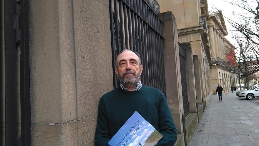 Javier Pagola sugiere en los 'Paisajes de Navarra' 52 recorridos para disfrutar de la Comunidad foral