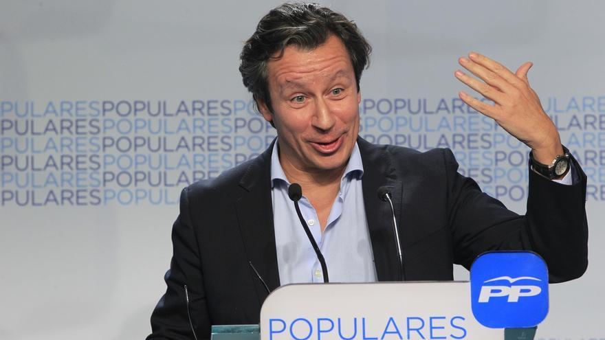 """Floriano dice que la relevancia que da Pedro Sánchez al 'pequeño Nicolás' """"da cuenta de la dimensión de su liderazgo"""""""