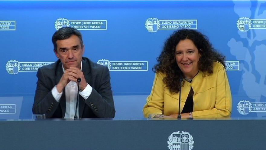 """Gobierno Vasco reconoce que la """"verificación"""" del desarme de ETA no se podrá completar el día 8"""