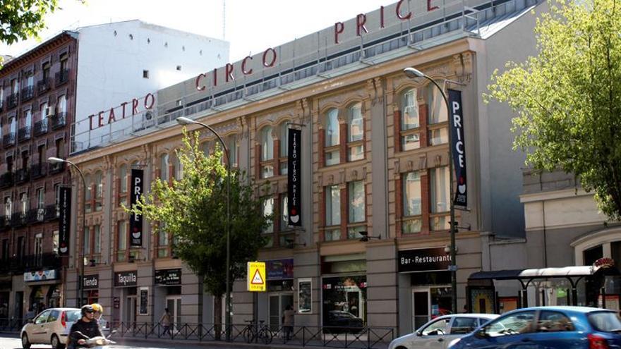 Artistas circenses piden que el director del Price sea nombrado por concurso