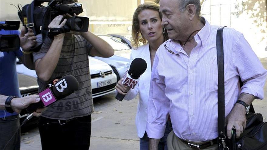 Castro pide listados de bienes para embargar a los acusados del caso Nóos