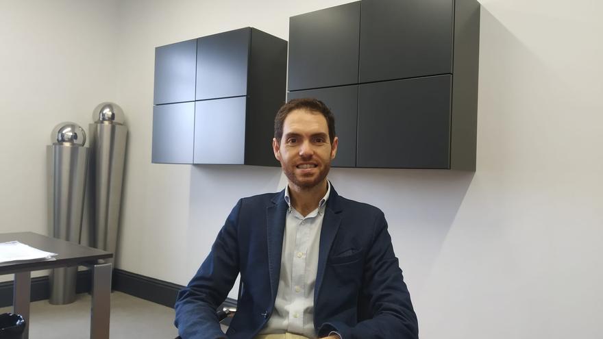 Sergio Sayas, de UPN