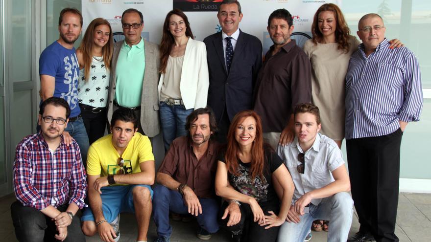 Elenco de la película La Rueda