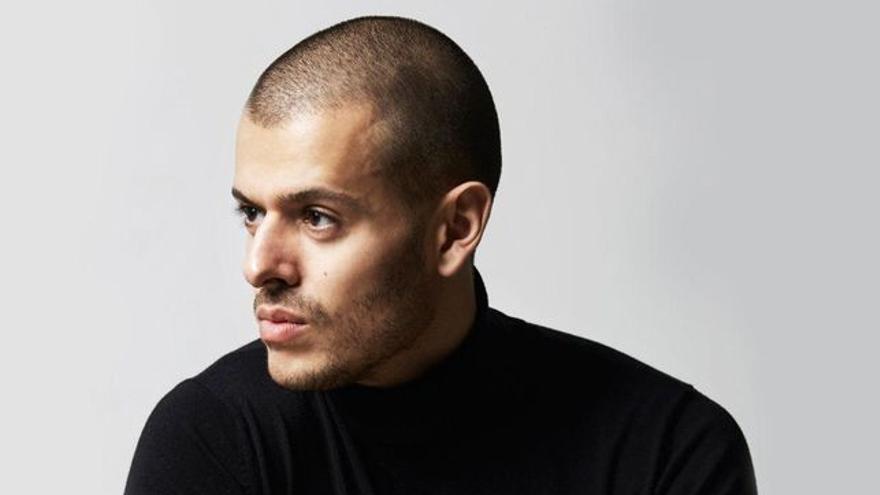 El estilista palmero Andrés Acosta.