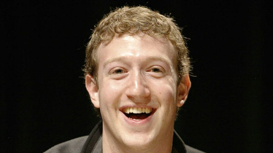 Mark Zuckerberg, fundador de Facebook, sonríe durante una conferencia (Foto: Kris Krug | Flickr)
