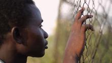 "Alhagie Yerro. Captura del documental 'Yerro:capitán de su destino""."