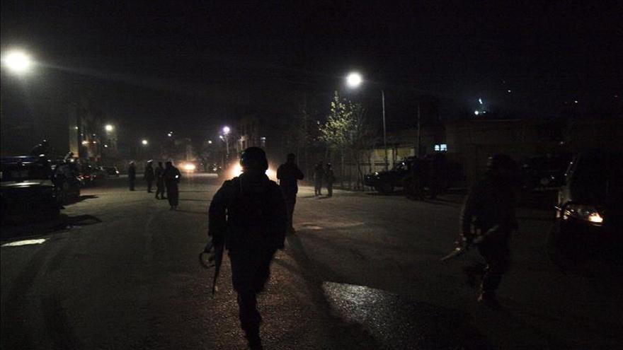 Rajoy anuncia la muerte de un policía español en el ataque talibán en Kabul