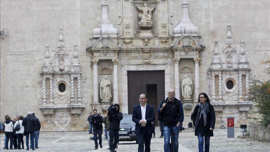 Junts pel Sí no renunciará a Mas como presidente de la Generalitat