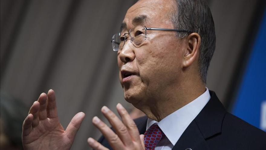 La ONU reitera la amenaza para la paz y la seguridad que representa el ébola