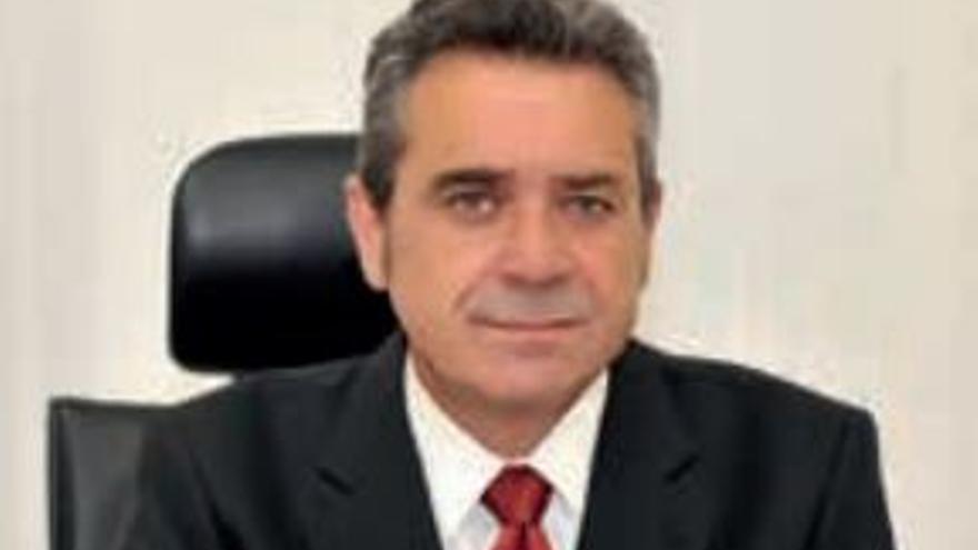 Manuel Bono, candidato del PSPV a la alcaldía de Catadau.