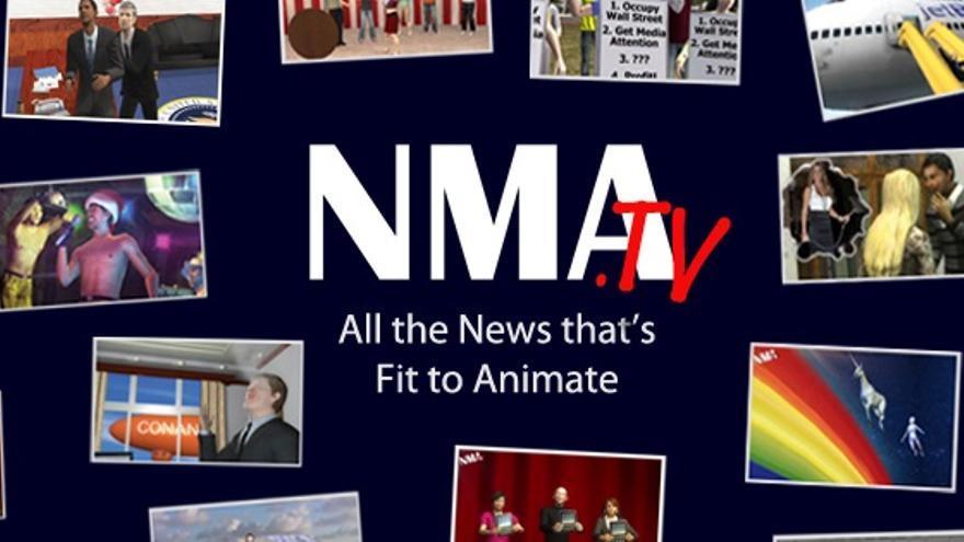 Logo de Nextmedia