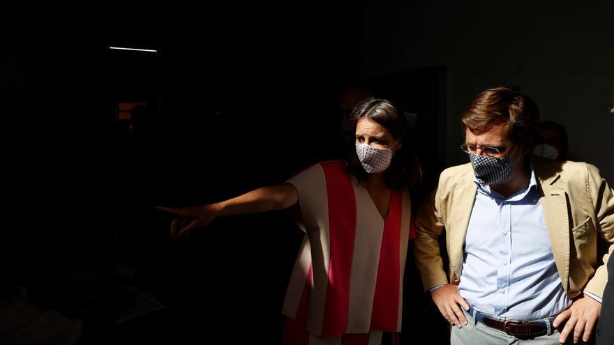 """Almeida: Ayuso quiso denunciar """"abuso"""" que hace Sánchez de las instituciones"""