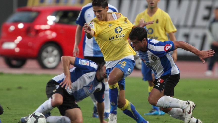 Del UD Las Palmas-Hércules #6