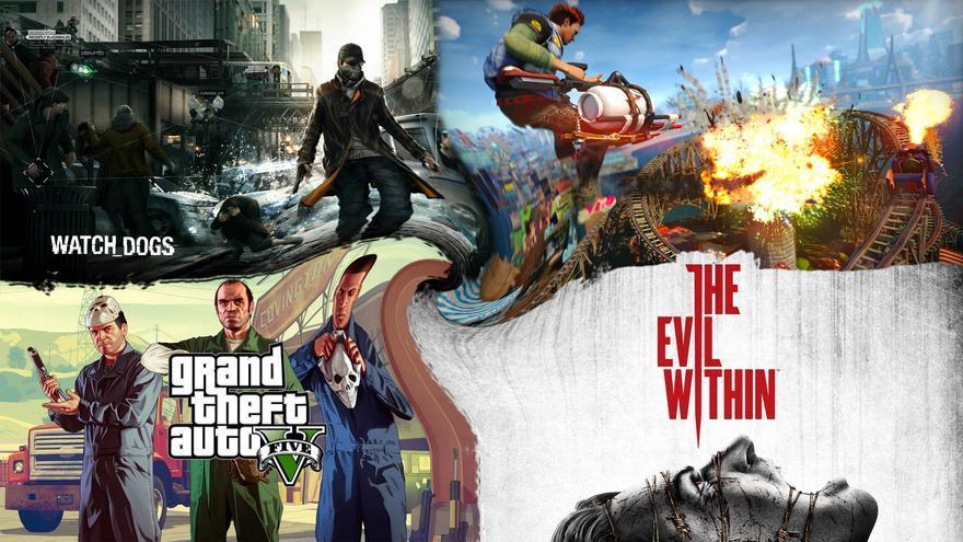 juegos m'as violentos seg'un Consumer Reports