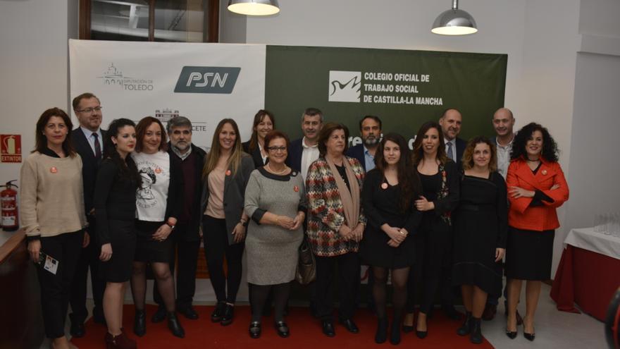 Segundos Premios de Trabajo Social de Castilla-La Mancha