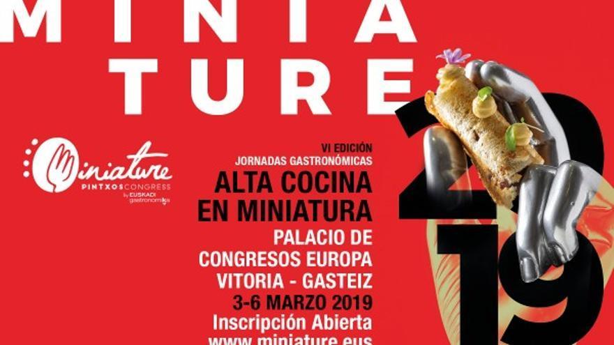 Miniature Pintxos Congress
