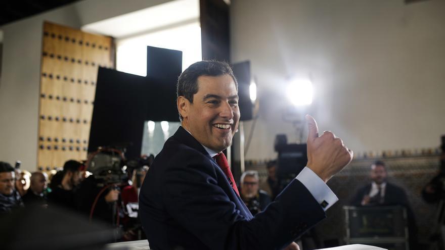 """Moreno dice que cada hora nota """"la responsabilidad"""" que asume como presidente y avisa de que no tiene """"varitas mágicas"""""""