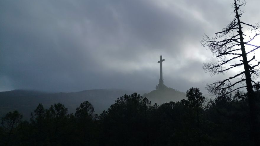El Valle de los Caídos | Foto: ALEJANDRO NAVARRO BUSTAMANTE