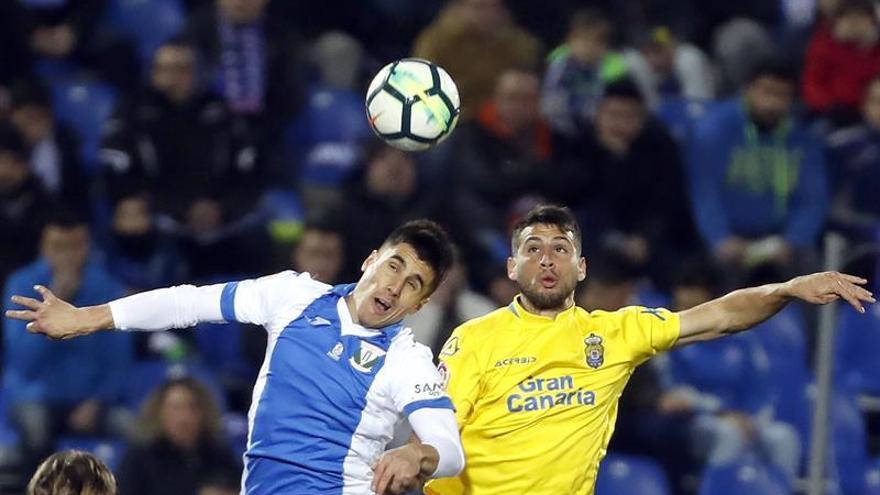 Leganés y Las Palmas empatan pero ganan confianza (0-0)