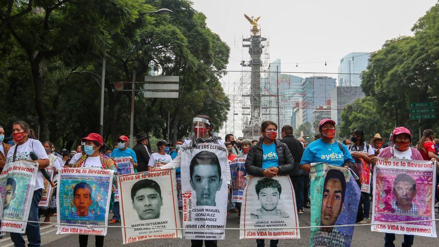 Jueza mexicana dicta prisión a militar por el caso de los 43 de Ayotzinapa
