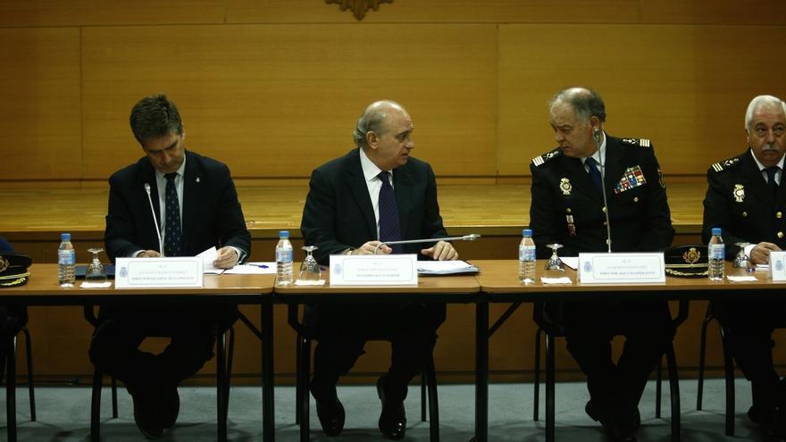 Interior elude explicar en el Congreso la actuación de Asuntos Internos en Cataluña o si falseó pruebas contra Villarejo