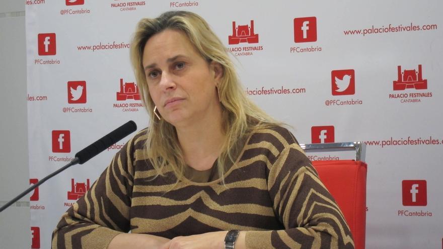 """Marina Bolado: """"No he tenido ninguna notificación de ningún tipo y sigo trabajando con mucha ilusión"""""""