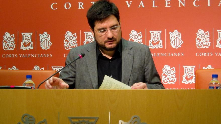 """EUPV exige """"ver la demanda judicial contra Calatrava"""" encima la mesa y pide su comparecencia en las Cortes valencianas"""