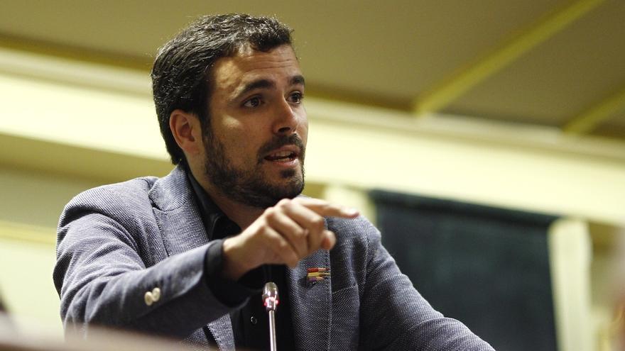Garzón apoyará este miércoles la candidatura de García Montero, aunque evita hacer campaña en Madrid capital