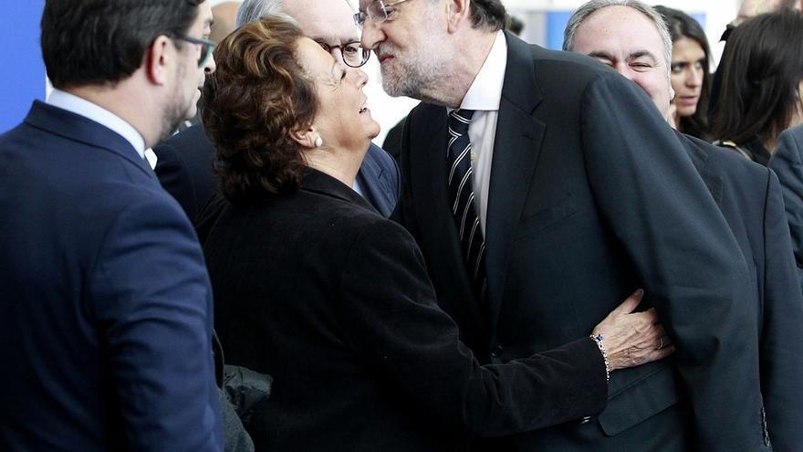 Mariano Rajoy asistirá este jueves al funeral por Rita Barberá en Valencia