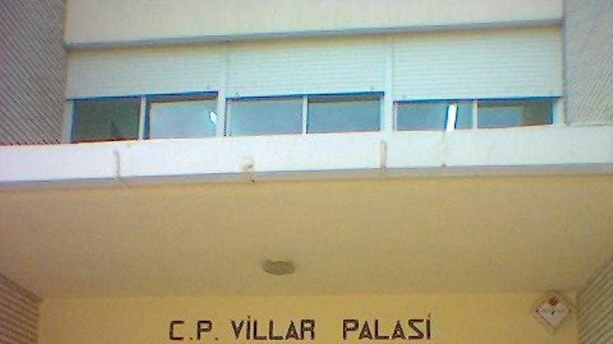 Colegio Villar Palasí, en Valencia.