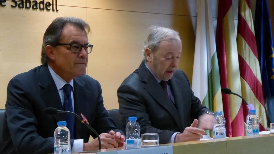 """Mas augura """"una subida de tono"""" del conflicto entre Cataluña y el resto de España"""