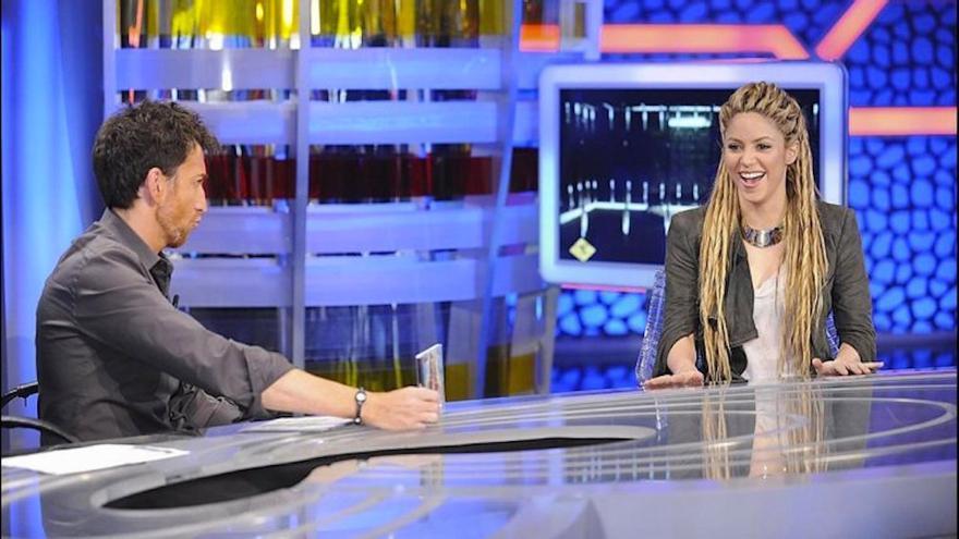 Shakira, próxima estrella internacional que visitará 'El Hormiguero'